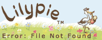 Lilypie First Birthday (Eqph)