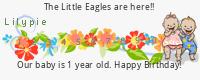 Lilypie First Birthday (NQ83)